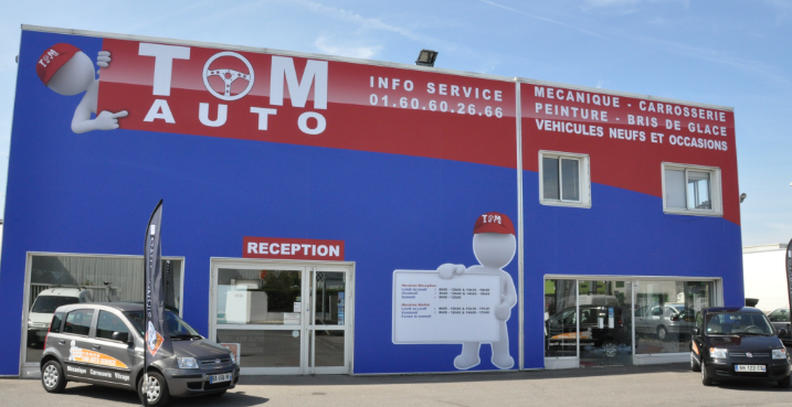 Photo du garage TOM AUTO SERVICE