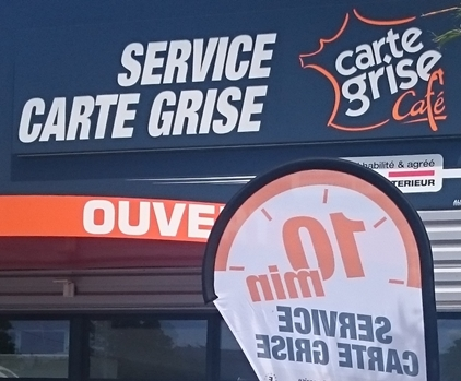 Photo du garage SERVICE CARTE GRISE VAR EST