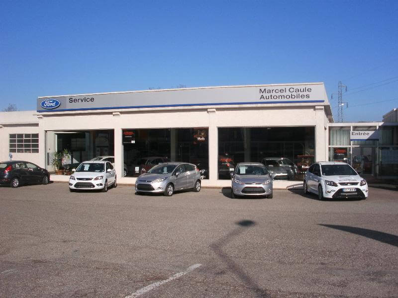 Photo du garage SARL MARCEL CAULE AUTOMOBILES