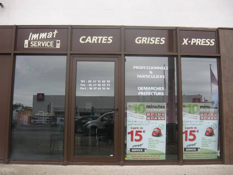 Photo du garage IMMAT SERVICE