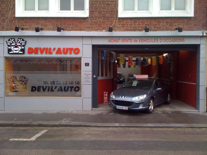 Photo du garage DEVIL AUTO