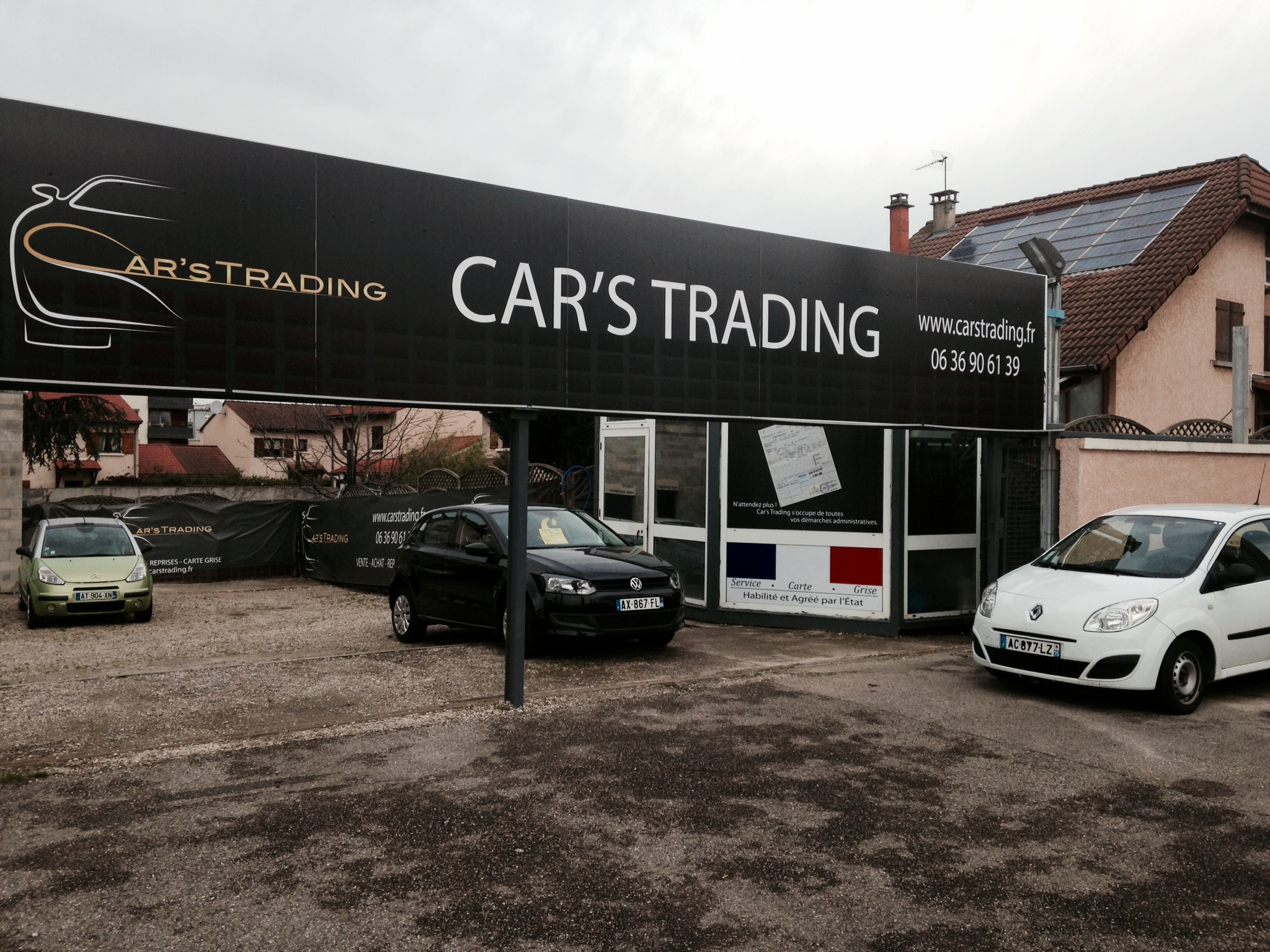 Photo du garage Car's Trading