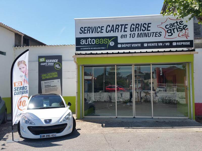 Photo du garage SERVICE CARTE GRISE VALENCE