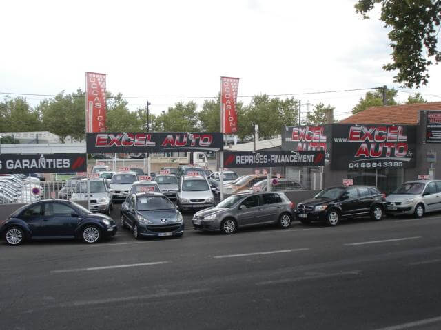Photo du garage SARL EXCEL AUTO
