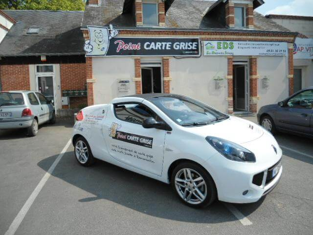 Photo du garage POINT CARTE GRISE