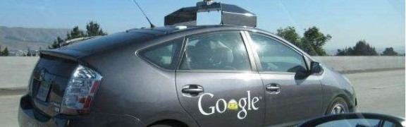 Image de l'article La voiture sans conducteur by Google
